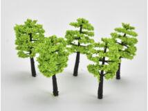 Világoszöld fa 6cm 5db/csomag