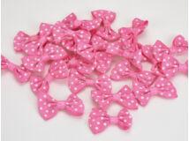 Masni rózsaszín pöttyös 20db/csomag