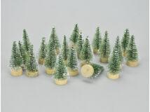 Fenyőfa zöld 4cm 20db/csomag