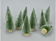 Fenyőfa zöld 10cm 10db/csomag