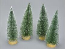 Fenyőfa zöld 20cm 4db/csomag