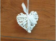 Vessző szív kicsi 10cm