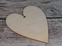 Natúr szív 20cm