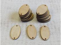 Natúr fa - Naptár ovál tábla kiegészítő csomag 20db/csomag