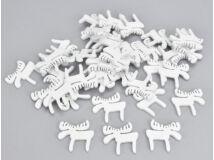Fehér fa jávorszarvas 40db/cs  200/#
