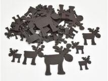 Bamba dámszarvas csoki vegyes 30db/cs 100/#