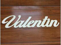 "Natúr fa - ""Valentin"" felirat 75cm"