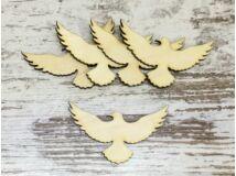 Natúr fa - Repülő galamb közepes 5db/csomag