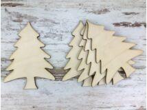 Natúr fa - Fenyő 12,5cm 5db/csomag