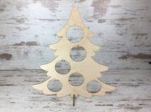 Natúr fa - Gömbtartó fenyőfa