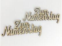 "Natúr fa - ""Zum Namenstag"" felirat 2db/csomag"