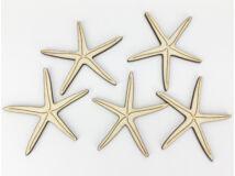 Natúr fa - Tengeri csillag 8cm 5db/csomag