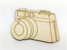 Natúr fa - Fényképezőgép 5,5x7cm
