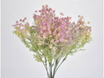 Hamvas bogyós bokor rózsaszín 2db/csomag
