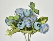 Angol rózsa csokor ódonkék