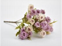 Apróvirágos csokor halvány lila