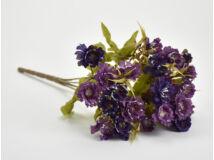 Apróvirágos csokor lila