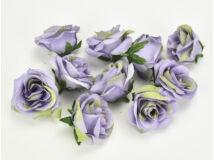 Rózsafej kicsi lila  4cm 10db/csomag