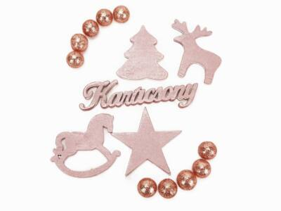 Rózsaarany karácsonyi csomag