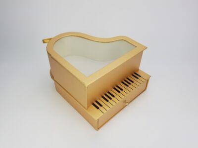 zongora doboz