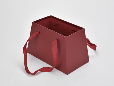 Táska doboz piros