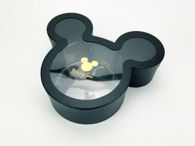 Mickey papírdoboz fekete