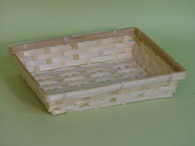 Bambusz tál