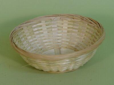 Kerek bambusz tál 15cm