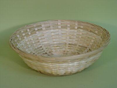 Kerek bambusz tál
