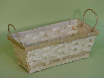 Tégla bambusz tál