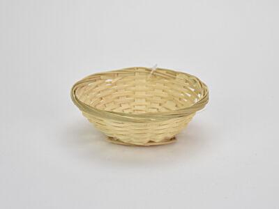 Kerek bambusz tál 12,5cm