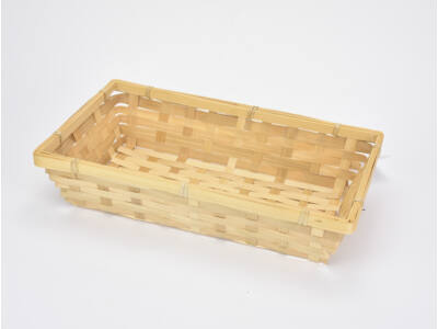 Bambusz tál 30*17,5cm 120/#
